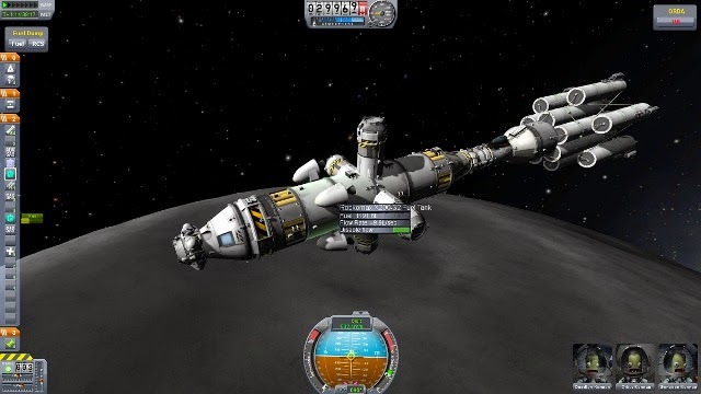 Kerbal Space Program Gameplay Youtube