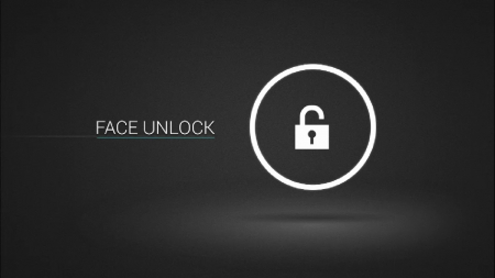 FACE UNLOCK ANDROID