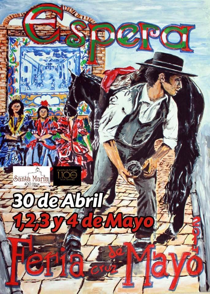 PROGRAMACIÓN DE FERIA CRUZ DE MAYO 2014