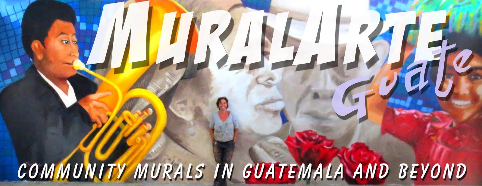 MuralArte Guate