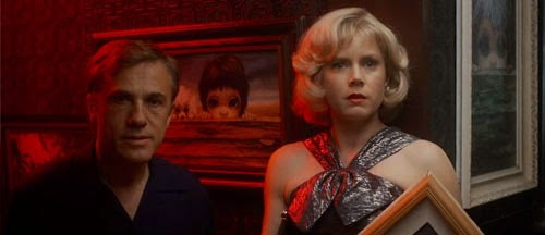 Big Eyes movie clips and Lana Del Rey music video