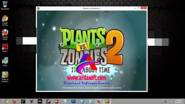 Download Game Plant VS Zombie 2 PC Terbaru | Aritasoft.com
