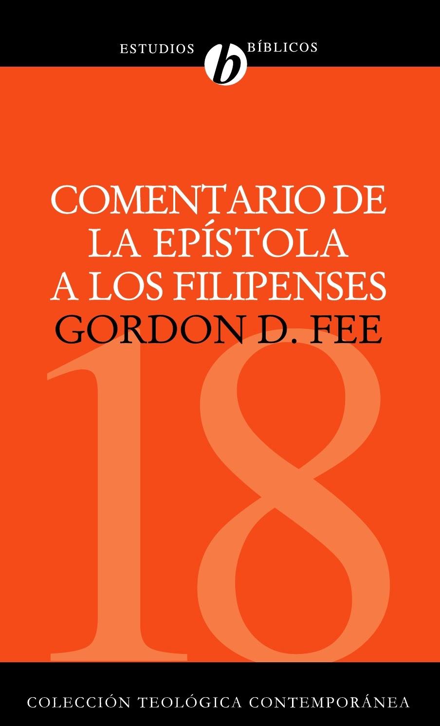 Gordon D. Fee-Comentario De La Epístola a Los Filipenses-