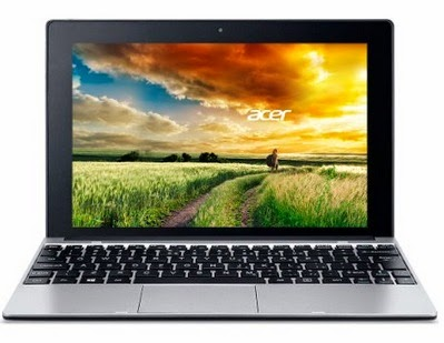 Acer One S1001 2-in-1 Touchscreen Laptop