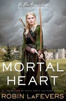 bookcover of MORTAL HEART  (His Fair Assassin #3)  by R.L. LaFevers
