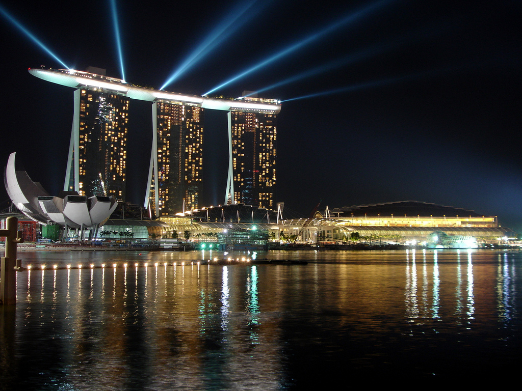 casino marina bay sands