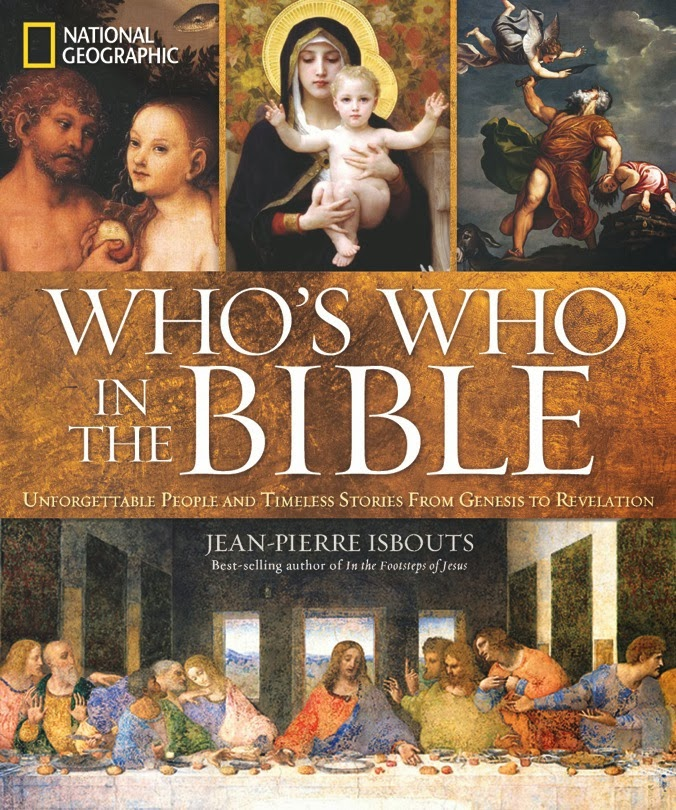 Who's Who in the Bible  A Review  {Reading List}