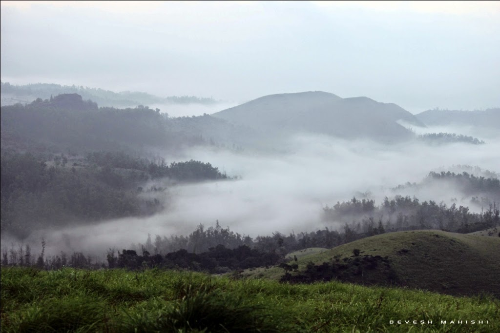 Kudremukh photos, Karnataka monsoon