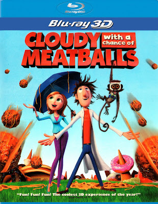 Cloudy with a Chance of Meatballs 3D (2009)