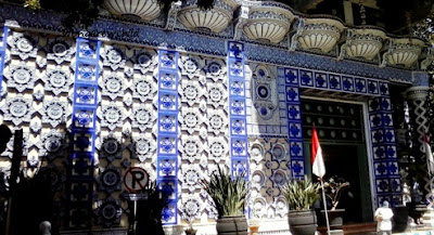 masjid tiban ajaib di turen malang
