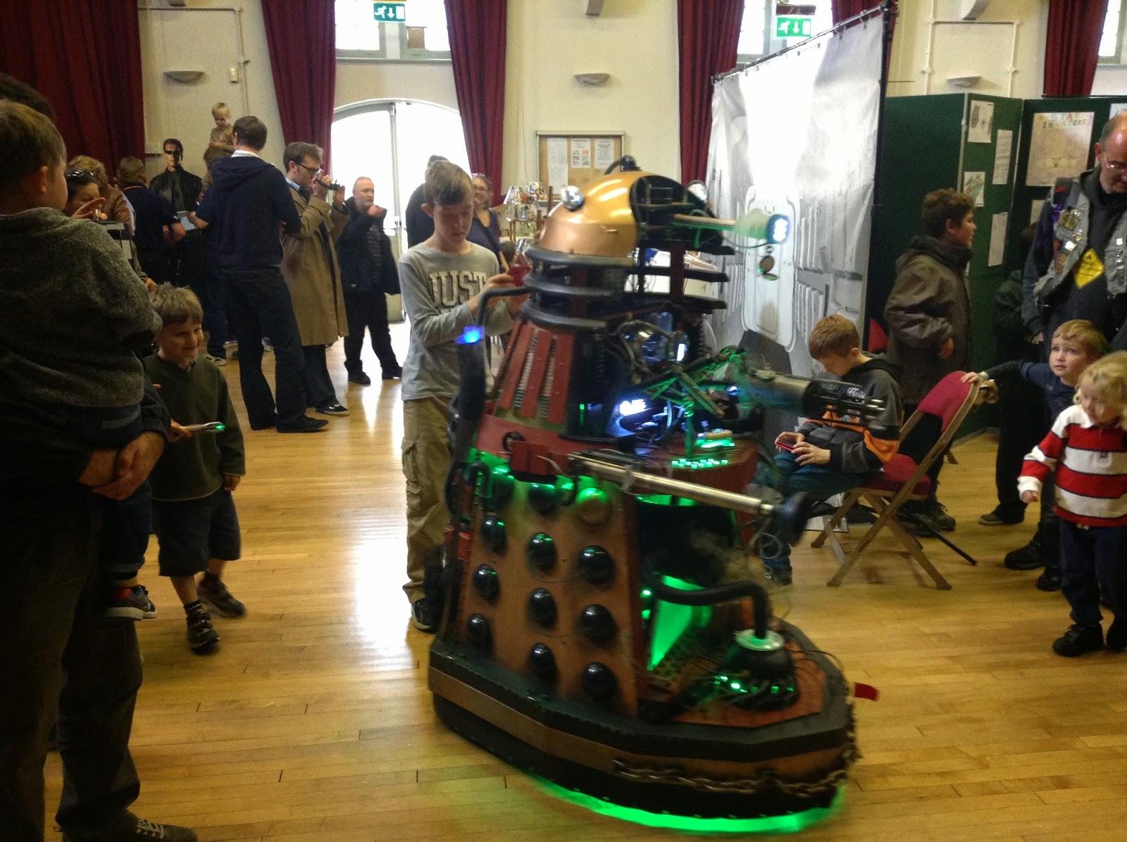 Chippenham Sci-Fi 2014