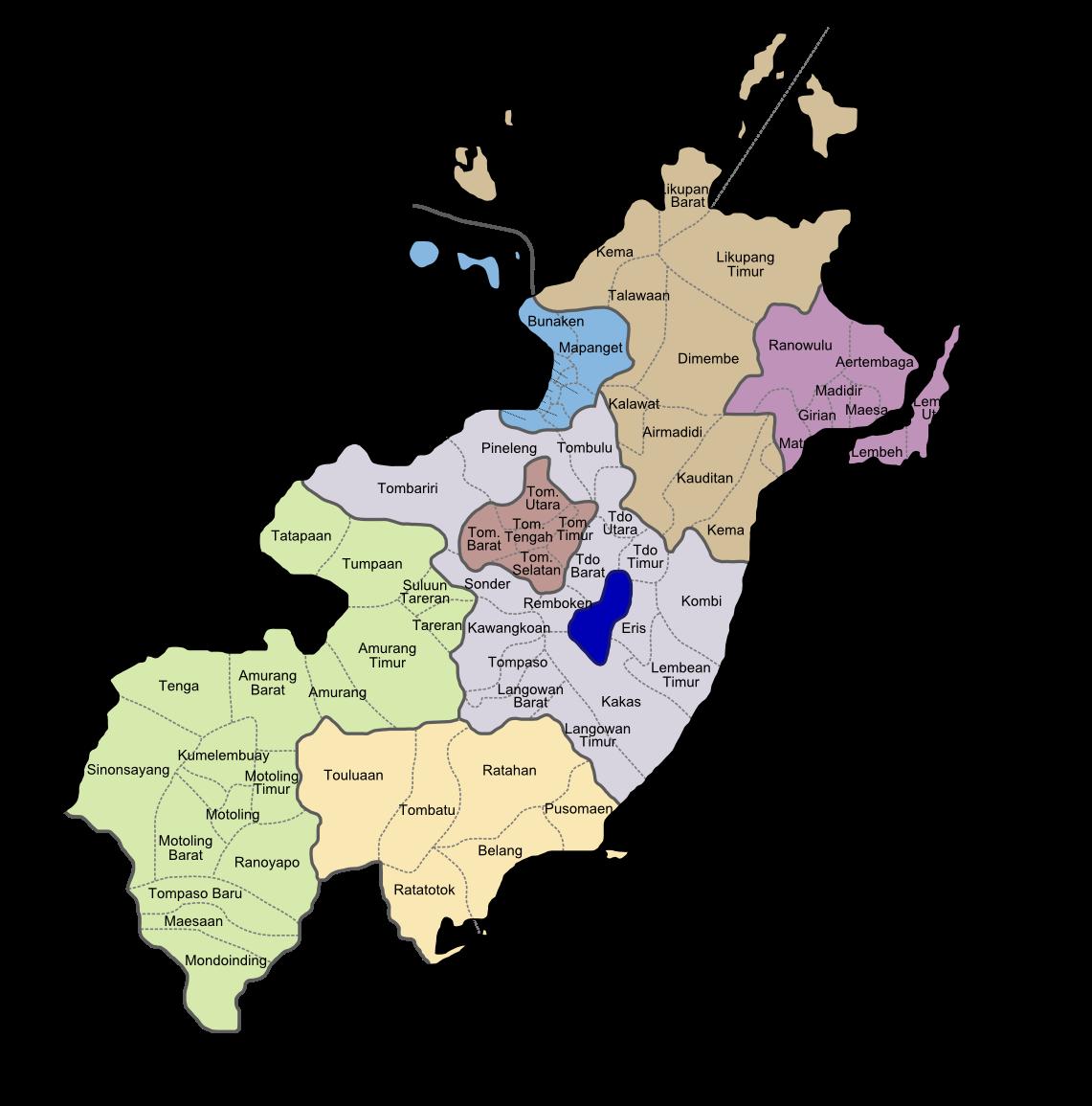 Sejarah Minahasa ~ Silian Raya News