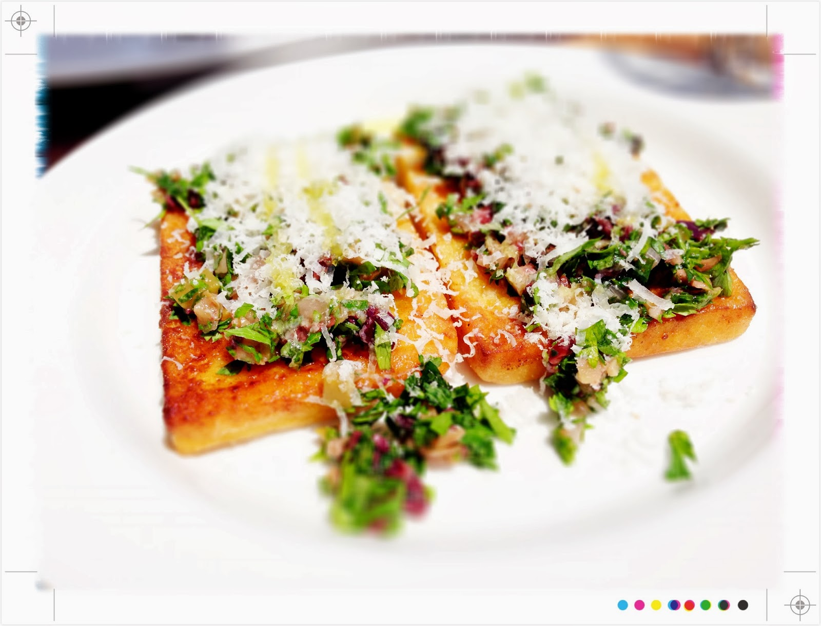 Fried Chickpea Polenta (Panelle) Recipes — Dishmaps