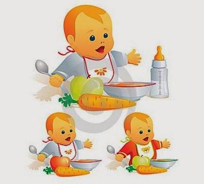 jadwal pemberian makanan pada bayi
