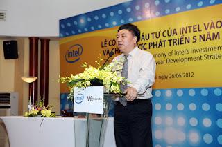 Ông Đỗ Quý Doãn - Thứ trưởng Bộ Thông tin & Truyền thông