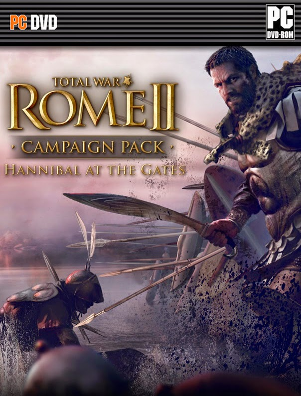 Total War ROME II – Hannibal at the Gates release