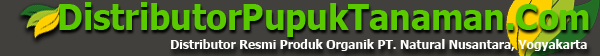 Distributor Pupuk Tanaman Natural Nusantara