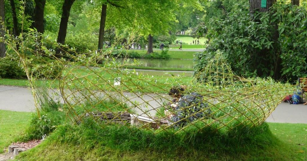 Eph m res le voyage nantes 2 claude ponti au jardin des plantes - Claude ponti jardin des plantes ...