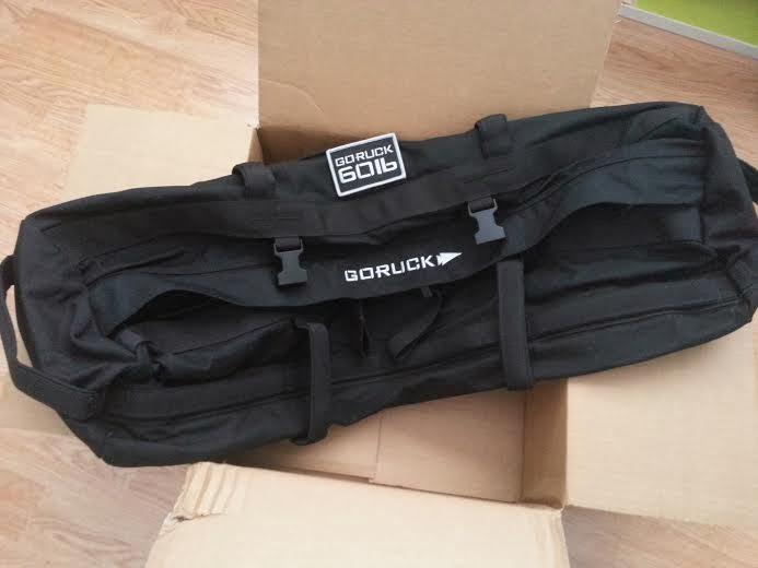 Goruck sandbag