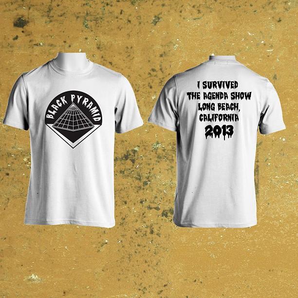 Black pyramid news for Black pyramid t shirts for sale