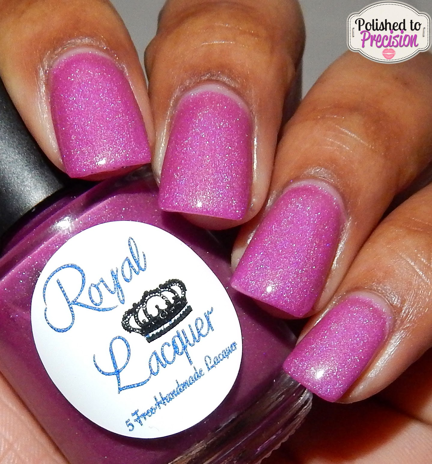 Royal Lacquer Lipsmacker