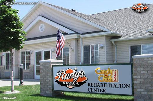 Candy Crush Rehab Center