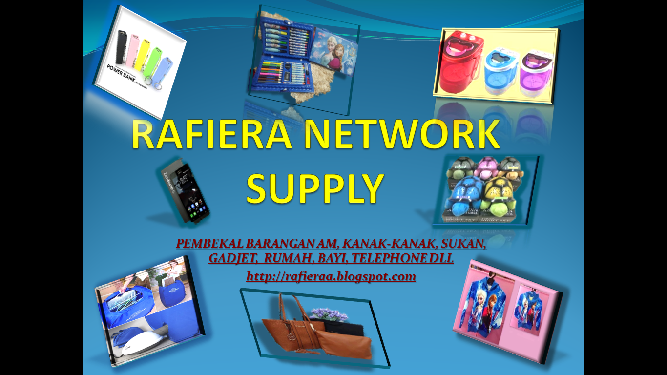 Rafiera Network Supply - RNS