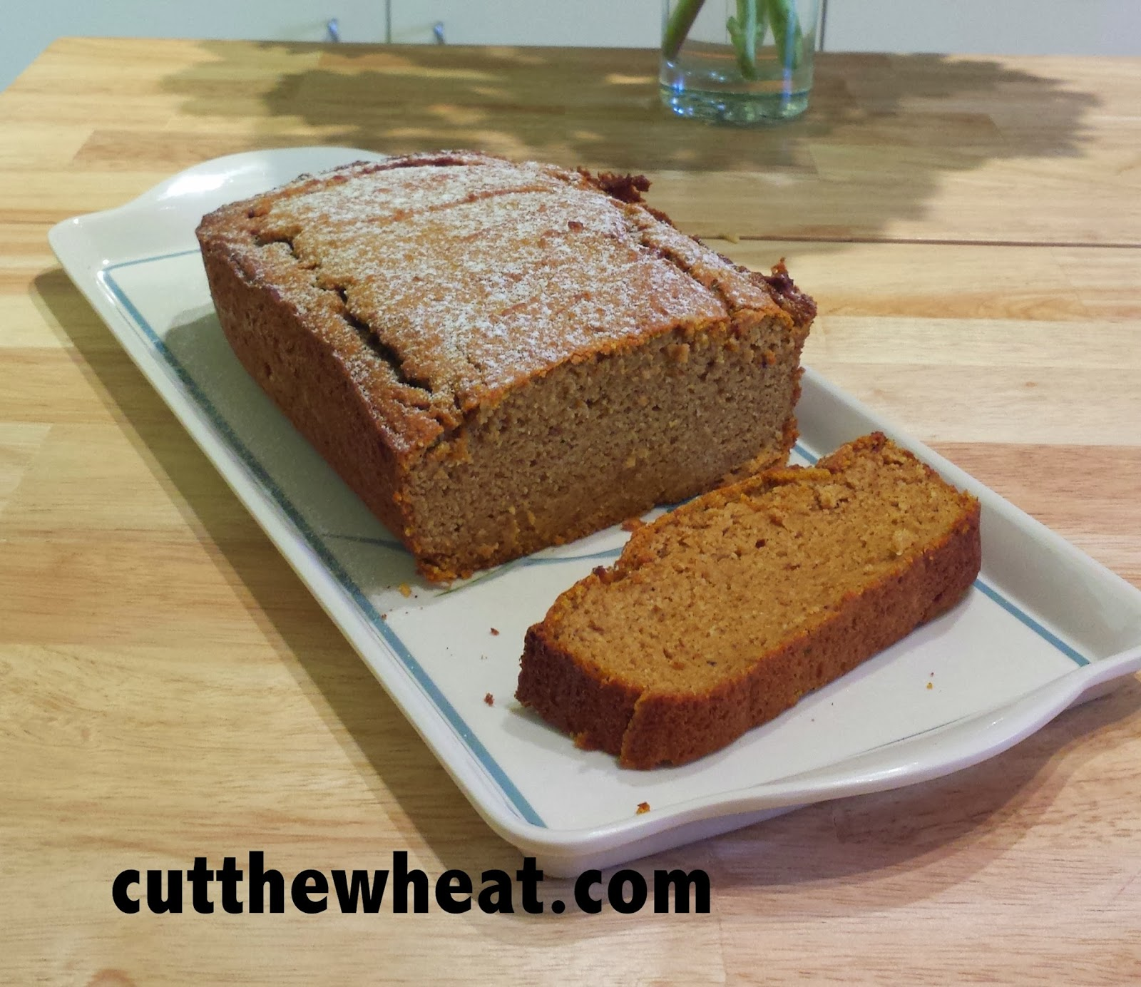 Super Moist Pumpkin Bread | Cut The Wheat