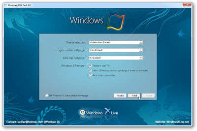 Windows 8 UX Pack 4.0