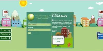 Social Network Devilzc0de