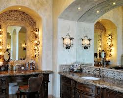 Home design ideas old world mirrors for bathrooms for Old world bathroom ideas