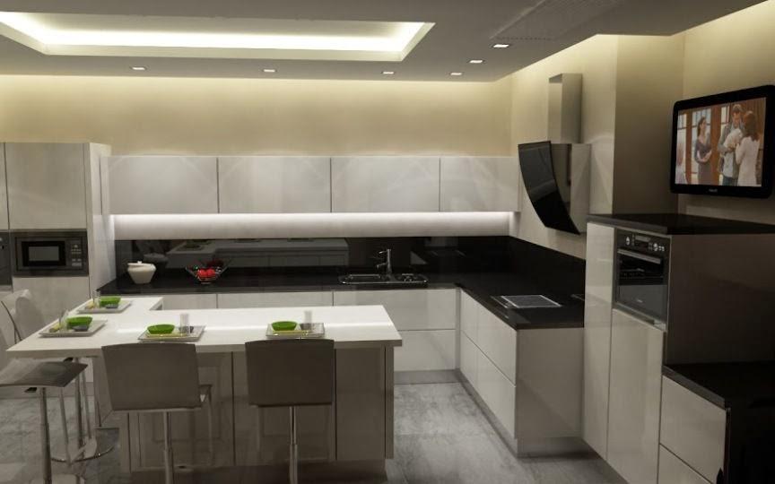 Кухня 3D - 16