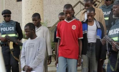 Seven Terror Suspects Arrested - Police
