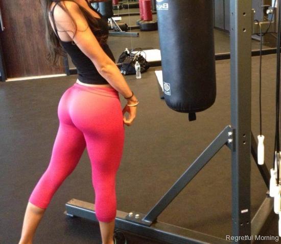 ass in yoga pants ass sexy butts
