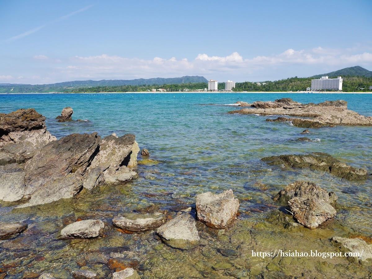 沖繩-推薦-景點-部瀨名海中公園-ブセナ海中公園-beach-海灘-自由行-旅遊-Okinawa-busena-park