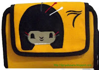 Tas Raflesia WHPO Yellow Kokeshi