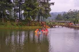 Danau Situ Wanayasa Yang Indah