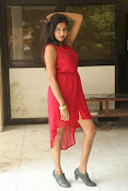 Akshitha New Stills at Mounam Movie Launch-thumbnail-13
