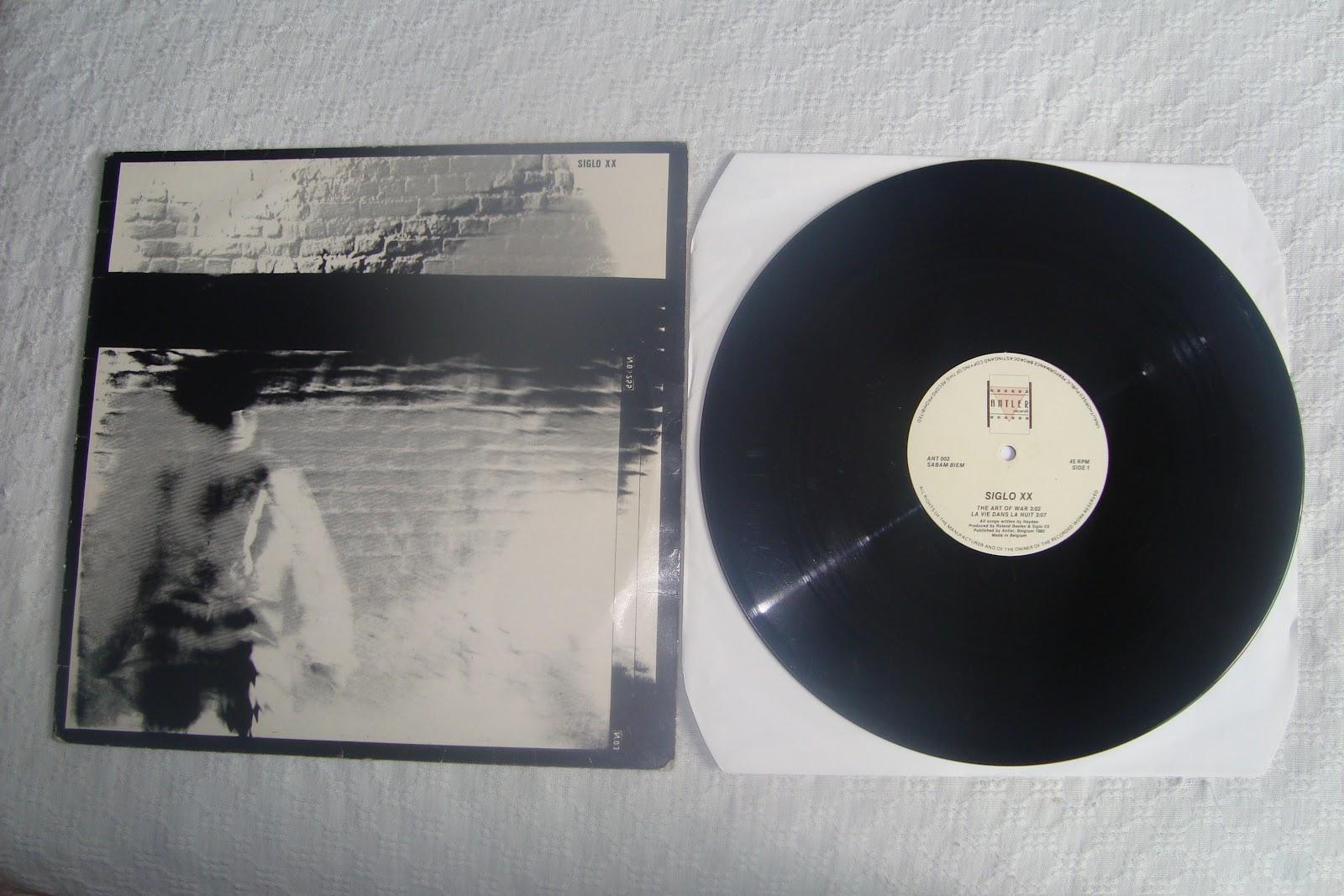 Siglo XX - Antler Tracks I