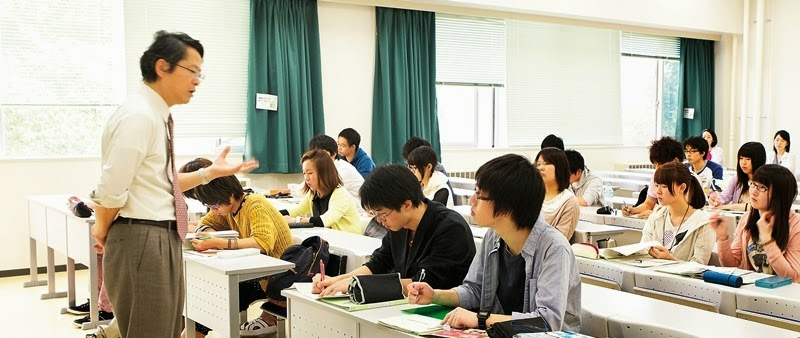 Sinh viên Trường đại học Yamagata Nhật Bản