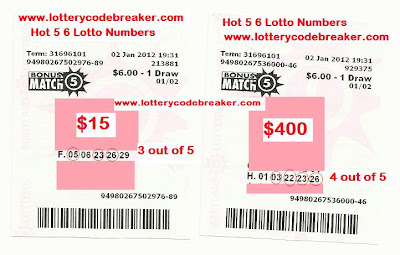 maryland lottery keno hot numbers