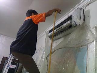 Service cuci ac babatan pantai timur