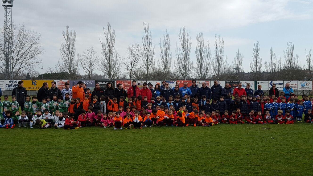 III Concentración Escuelas de Fútbol