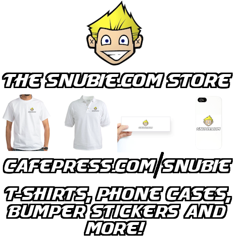 The Snubie.com Store