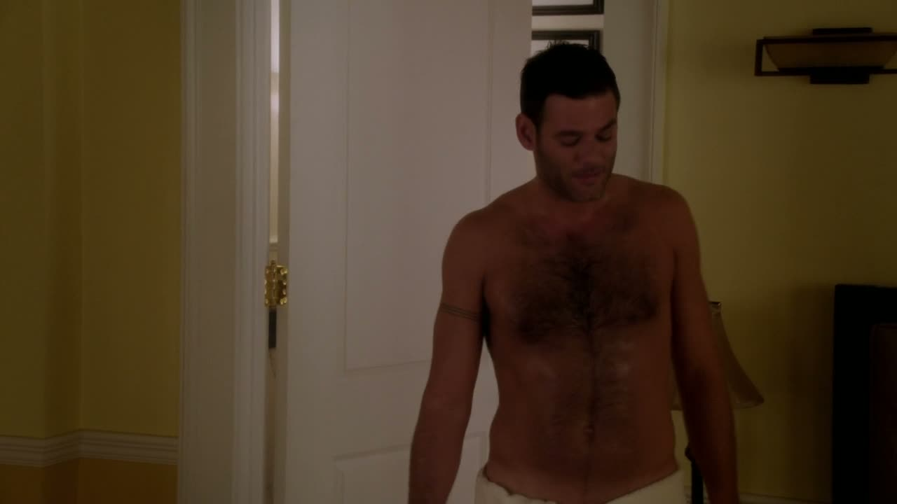MALE CELEBRITIES: Ivan Sergei Shirtless in Body of Proof ...