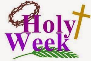 HOLY WEEK (SEMANA SANTA)