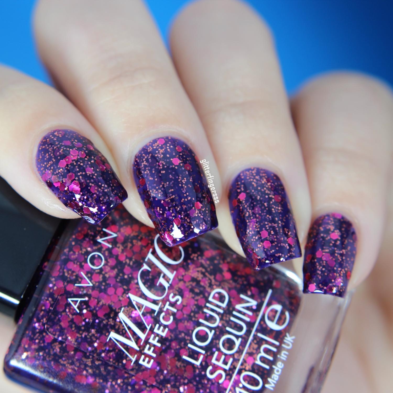 Avon | Liquid Sequins | Dazzle, Sequin, Glimmer ~ Glitterfingersss ...