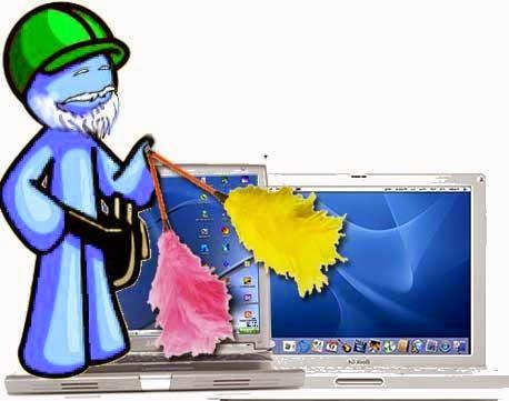 Maintain komputer jaringan sendirian