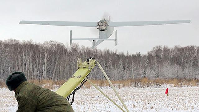 Eleron-3 UAV