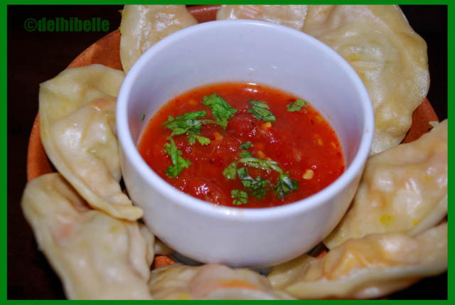 How to prepare Vegetable Momos -Nepal snack dish | My Technical and ...